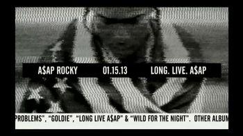ASAP Rocky 'Long Live ASAP' TV Spot