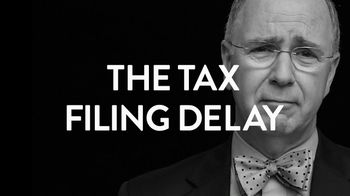 H&R Block TV Spot, 'The Tax Filing Delay' - 842 commercial airings