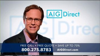 AIG Direct TV Spot, 'Quotes'
