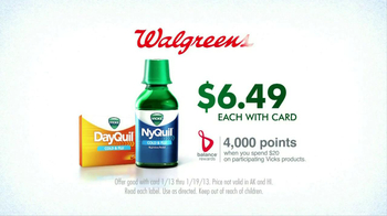 Dayquil, Nyquil TV Spot Featuring Drew Brees - Thumbnail 8