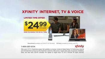 Comcast/Xfinity TV Spot 'Make Tomorrow Awesome' - Thumbnail 6