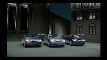 Acura ILX TV Spot, 'Technology' - Thumbnail 9
