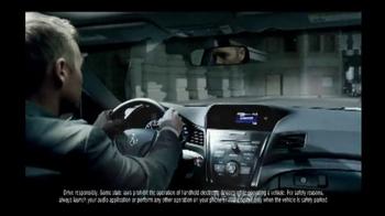 Acura ILX TV Spot, 'Technology' - Thumbnail 7