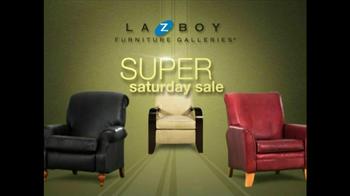 La-Z-Boy TV Spot, 'Super Saturday Sale' - Thumbnail 2