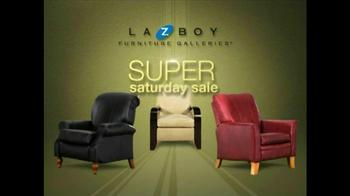 La-Z-Boy TV Spot, 'Super Saturday Sale' - Thumbnail 3
