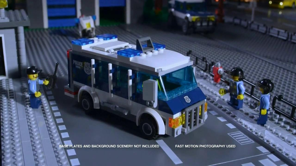 LEGO City TV Commercial, 'Elite Police' - Video