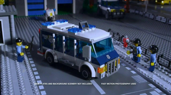LEGO City TV Spot, 'Elite Police' - Thumbnail 6