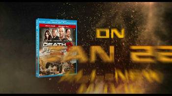 Death Race 3 Inferno Blu-Ray and DVD TV Spot  - Thumbnail 1