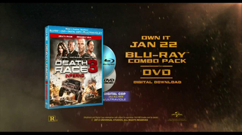 Death Race 3 Inferno Blu-Ray and DVD TV Spot  - Thumbnail 10