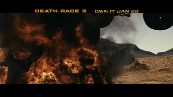 Death Race 3 Inferno Blu-Ray and DVD TV Spot  - Thumbnail 2
