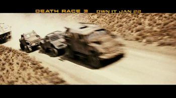 Death Race 3 Inferno Blu-Ray and DVD TV Spot  - Thumbnail 5