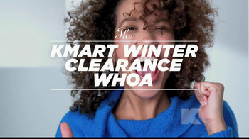 Kmart TV Spot, 'The Kmart Winter Clearance Whoa' Song by Pantsy Fants