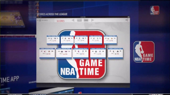 NBA Game Time App TV Spot  - Thumbnail 2