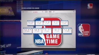 NBA Game Time App TV Spot  - Thumbnail 2