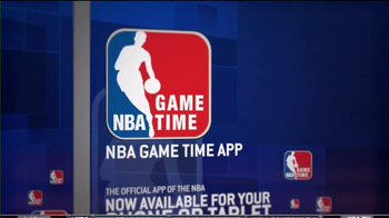 NBA Game Time App TV Spot  - Thumbnail 6