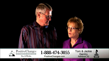 Positive Changes TV Spot, 'Tom and Jackie Gentry' - Thumbnail 5