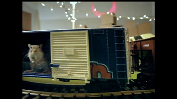 2min2x TV Spot 'Gerbils On A Train' - Thumbnail 3