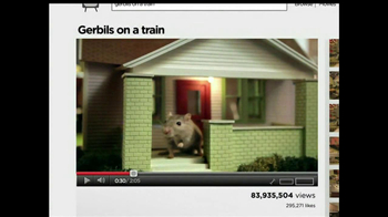 2min2x TV Spot 'Gerbils On A Train' - Thumbnail 7