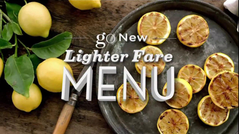 Olive Garden Lighter Fare Menu TV Spot, 'Go' - 549 commercial airings