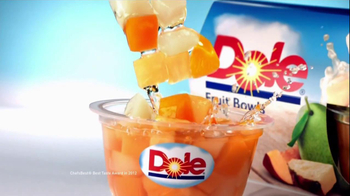 Dole Fruit Bowls TV Spot, 'Pretty Simple'