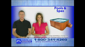 American Residential Warranty TV Spot, 'Did You Know'