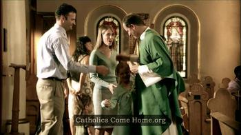 Catholics Come Home TV Spot Featuring Coach Lou Holtz - Thumbnail 8