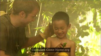 Catholics Come Home TV Spot Featuring Coach Lou Holtz - Thumbnail 3