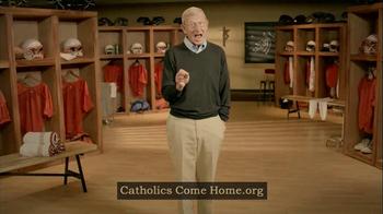 Catholics Come Home TV Spot Featuring Coach Lou Holtz - Thumbnail 6