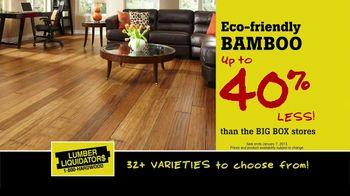 Lumber Liquidators TV Spot 'Bamboo Styles'