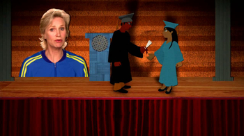 National Arts and Humanities Youth Program Awards TV Spot Feat. Jane Lynch - Thumbnail 5