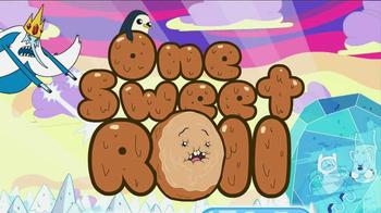 One Sweet Roll TV Spot