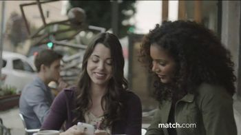 Match.com TV Spot, 'Right Now'