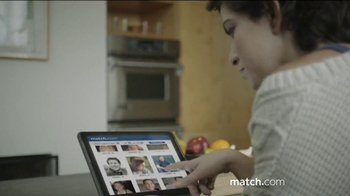 Match.com TV Spot, 'Right Now' - Thumbnail 1