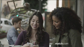 Match.com TV Spot, 'Right Now' - 1608 commercial airings