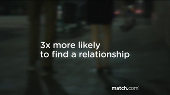 Match.com TV Spot, 'Right Now' - Thumbnail 5