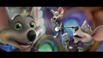 Chuck E. Cheese's TV Spot, 'Fun Song'