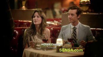 Sensa TV Spot, 'Hidden Camera'
