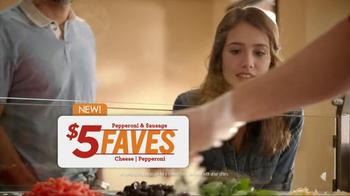 Papa Murphy's $5 Faves Pizza TV Spot  - Thumbnail 5