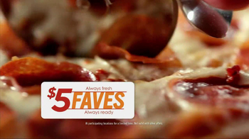 Papa Murphy's $5 Faves Pizza TV Spot  - Thumbnail 7