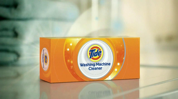 Tide Washing Machine Cleaner TV Spot, 'Fairwell Smell' - Thumbnail 5