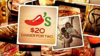 Chili's $20 Dinner for Two TV Spot, Song by Wendy Rene - Thumbnail 8
