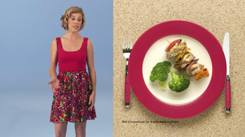 Slimful TV Spot, 'Eating Less is a Beautiful Thing' - Thumbnail 6