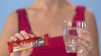 Slimful TV Spot, 'Eating Less is a Beautiful Thing' - Thumbnail 8