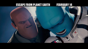 Escape From Planet Earth  - Alternate Trailer 1
