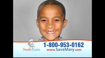 Smile Train TV Spot, 'Save Mary'