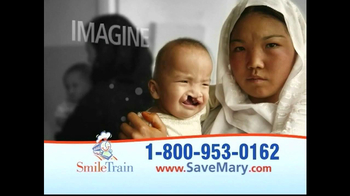Smile Train TV Spot, 'Save Mary' - Thumbnail 1