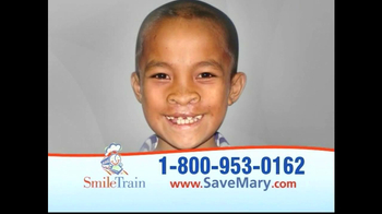 Smile Train TV Spot, 'Save Mary' - Thumbnail 10