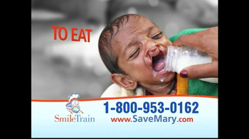 Smile Train TV Spot, 'Save Mary' - Thumbnail 2