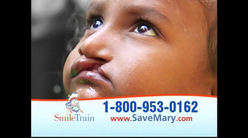Smile Train TV Spot, 'Save Mary' - Thumbnail 4