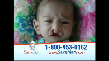 Smile Train TV Spot, 'Save Mary' - Thumbnail 8